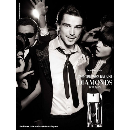 Armani Diamonds for Men 75ml eau de toilette spray