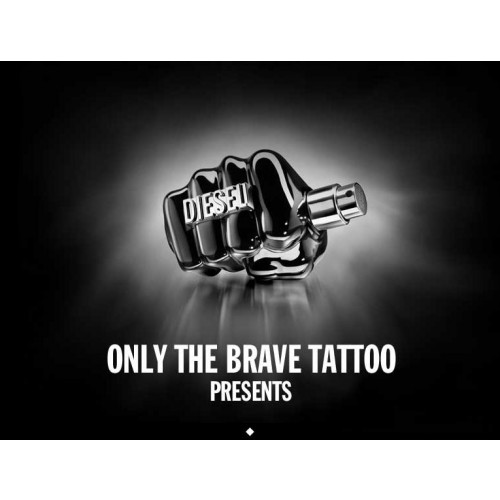 Diesel Only the Brave Tattoo 200ml  Eau de Toilette Spray