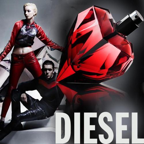 Diesel Loverdose Red Kiss 50ml eau de parfum spray