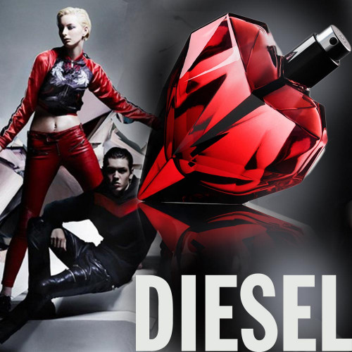 Diesel Loverdose Red Kiss 75ml eau de parfum spray