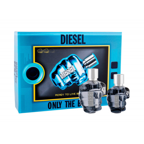 Diesel Only the Brave Set 75ml eau de toilette spray + 35ml eau de toilette spray