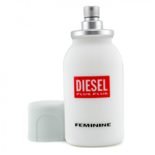 Diesel Plus Plus Feminine 75ml eau de toilette spray