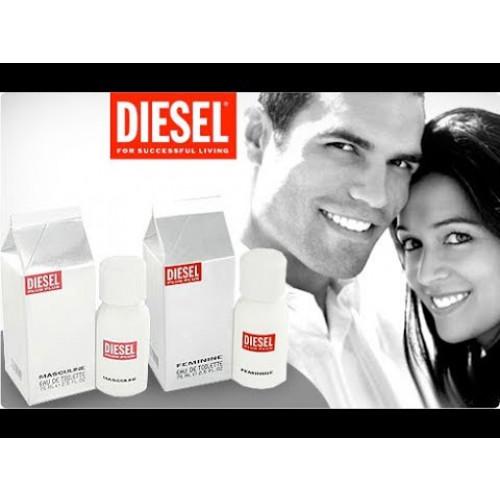 Diesel Plus Plus Masculine 75ml eau de toilette spray Omverpakking Beschadigd