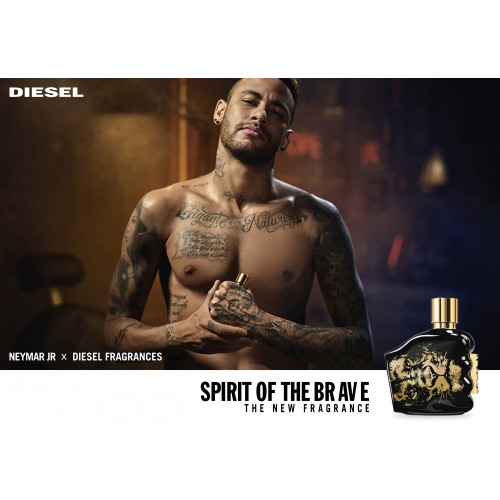 Diesel Spirit of the Brave 125ml  Eau de Toilette Spray