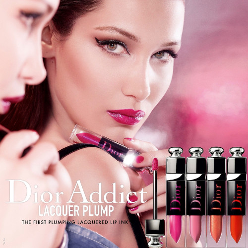 Dior Addict Lacquer Plump Lipgloss 758 D-Mesure 5,5ml