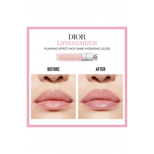 Dior Addict Lip Maximizer Hyaluronic Lip Plumper 010 Holo Pink 6 ml