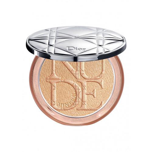 Dior Diorskin Nude Luminizer Shimmering Glow Powder 03 Golden Glow 6 gr