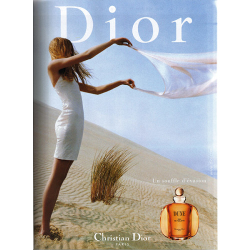 Christian Dior Dune 100ml eau de toilette spray