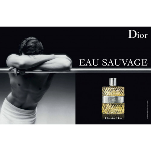 Christian Dior Eau Sauvage 100ml eau de toilette spray