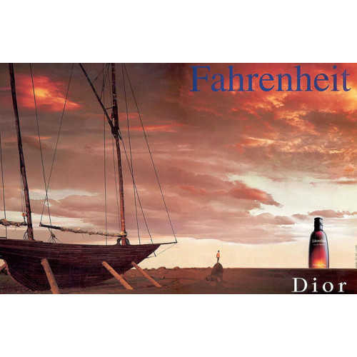 Christian Dior Fahrenheit 100ml After Shave