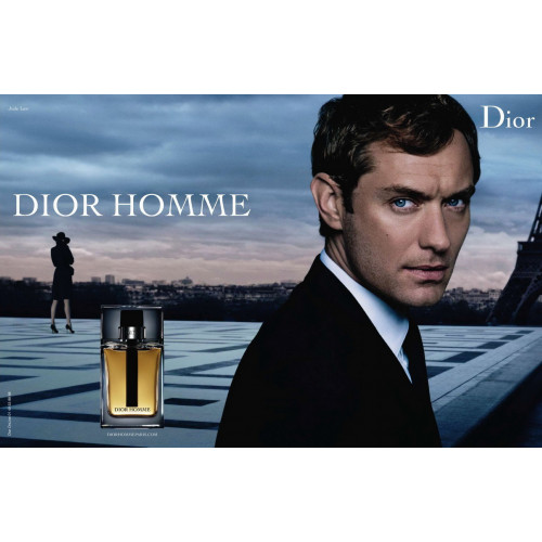 Christian Dior Homme 100ml eau de toilette spray