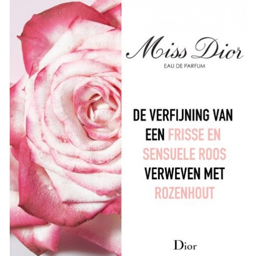 Dior Miss Dior 50ml eau de parfum spray