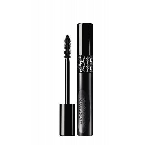 Dior Diorshow Pump 'N' Volume HD Mascara 090 Black Plump 6ml