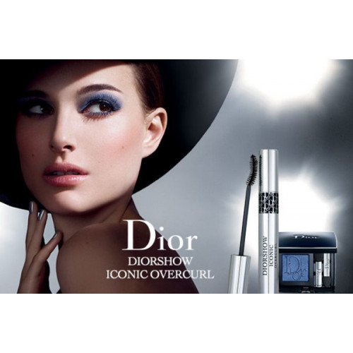 Dior Diorshow Iconic Overcurl Mascara 090 Black 10ml