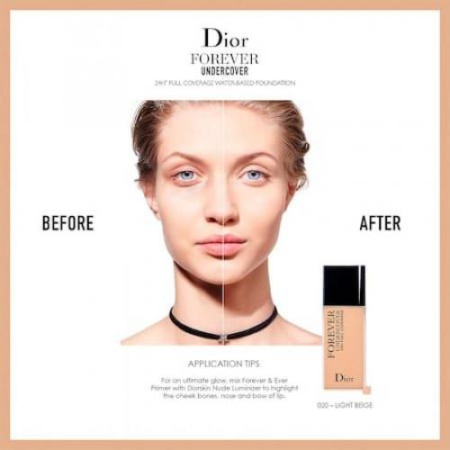 Diorskin Forever Undercover Foundation 035 - Desert Beige 40ml