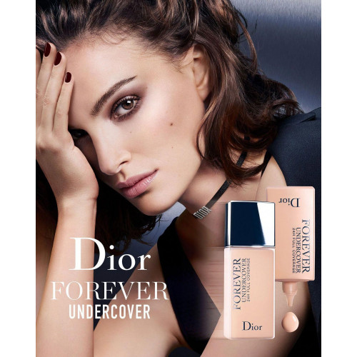 Diorskin Forever Undercover Foundation 032 - Rosy Beige 40ml