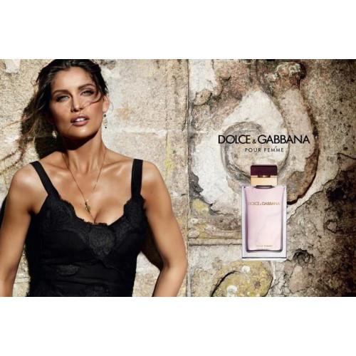 Dolce & Gabbana Pour Femme Set 50ml eau de parfum spray + 100ml Bodylotion