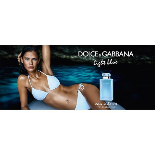 Dolce & Gabbana Light Blue Eau Intense 50ml eau de parfum spray