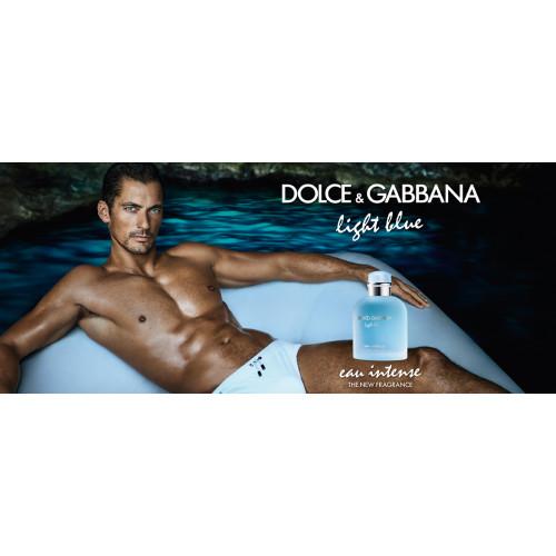 Dolce & Gabbana Light Blue Pour Homme Eau Intense 50ml eau de parfum spray