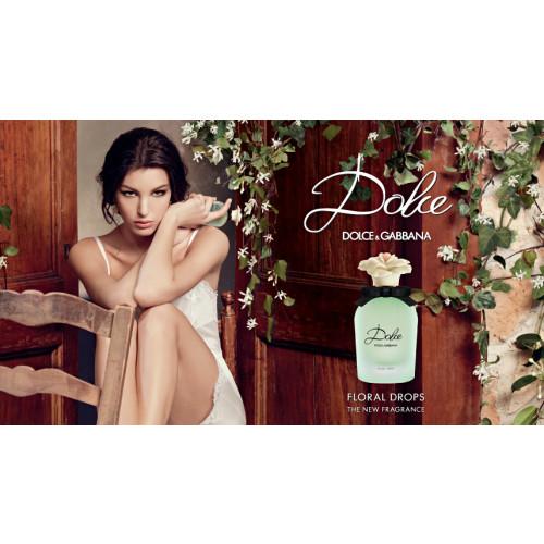 Dolce & Gabbana Dolce Floral Drops 50ml eau de toilette spray