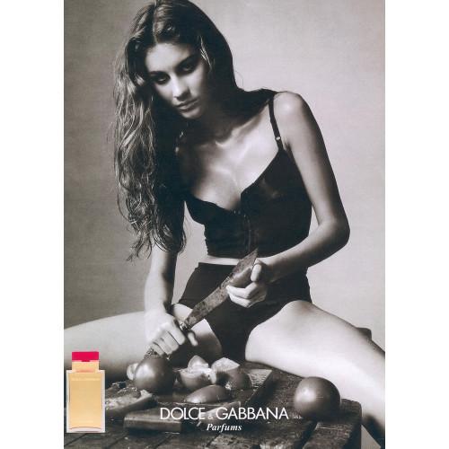 Dolce & Gabbana Pour Femme 100ml eau de toilette spray (1e versie!)