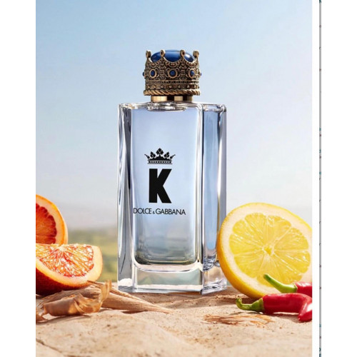 Dolce & Gabbana K By Dolce & Gabbana 100ml eau de toilette spray