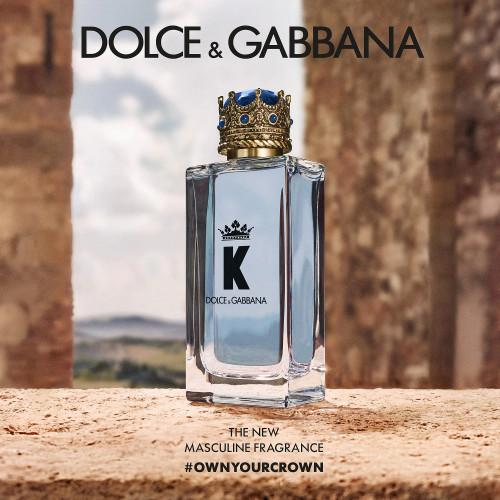 Dolce & Gabbana K By Dolce & Gabbana Set 50ml eau de toilette spray + 75 After Shave Balm