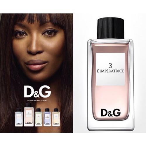 Dolce & Gabbana L'Imperatrice 100ml eau de toilette spray