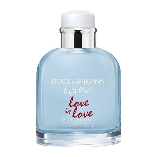 Dolce & Gabbana Light Blue Love Is Love Pour Homme 125ml eau de toilette spray