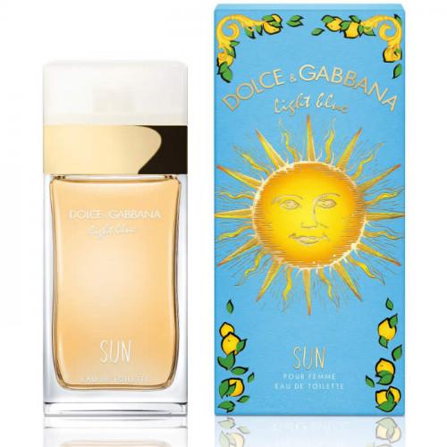 Dolce & Gabbana Light Blue Sun Woman 50ml eau de toilette spray
