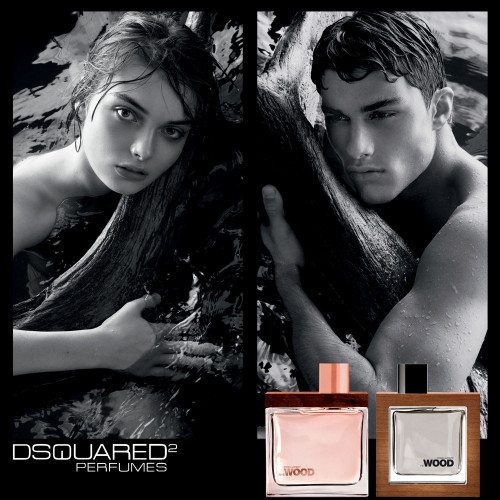 Dsquared2 She Wood 100ml eau de parfum spray