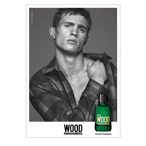 Dsquared² Green Wood 100ml Eau de Toilette Spray