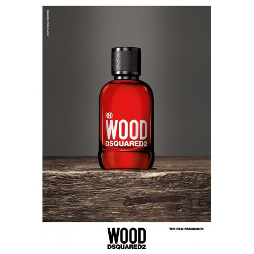 Dsquared² Red Wood 100ml eau de toilette spray