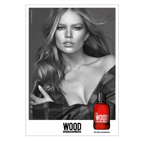 Dsquared² Red Wood set 100ml eau de toilette spray + 150ml Bodylotion