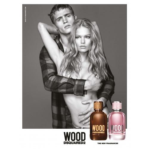 Dsquared² Wood pour Homme 100ml Eau de Toilette Spray