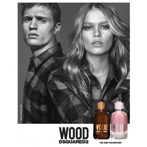 Dsquared² Wood pour Femme 100ml eau de toilette spray