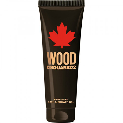 Dsquared² Wood pour Homme 250ml Showergel