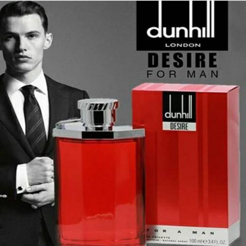 Dunhill Desire Red for Men 50ml eau de toilette spray