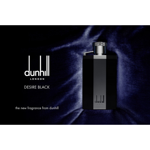 Dunhill Desire Black for Men 100ml eau de toilette spray