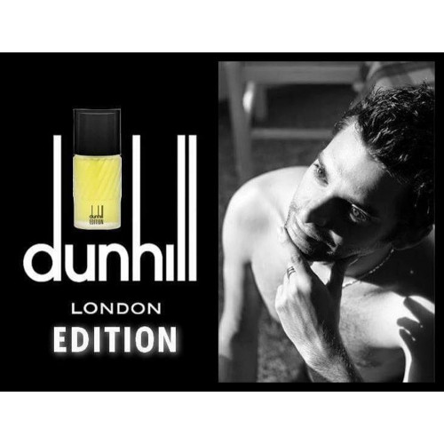 Dunhill Edition 100ml eau de toilette spray
