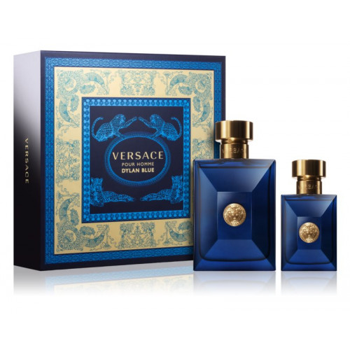 Versace Pour Homme Dylan Blue Set 100ml eau de toilette spray + 30ml eau de toilette spray