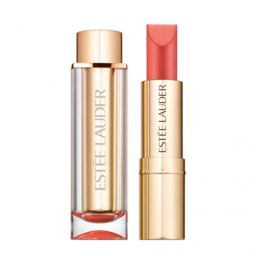 Estee Lauder Pure Color Love Matte Lipstick 110 - Raw Sugar