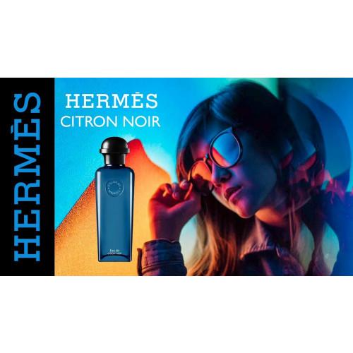 Hermes Eau de Citron Noir 200ml showergel