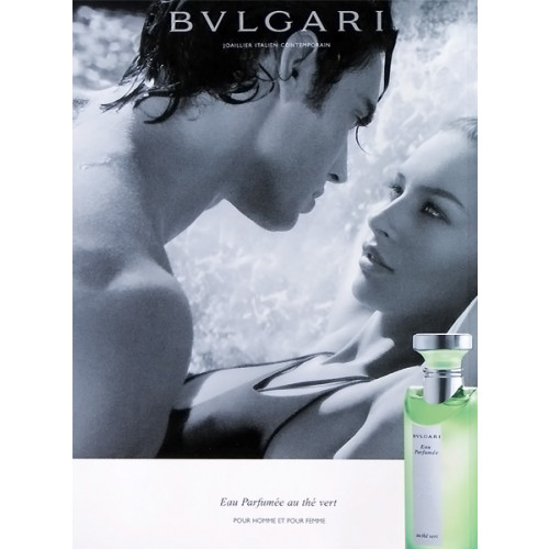Bvlgari Eau Parfumee Au The Vert 75ml eau de cologne spray
