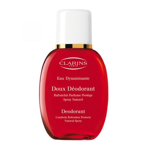 Clarins Eau Dynamisante Doux Deodorant 100ml Natural spray