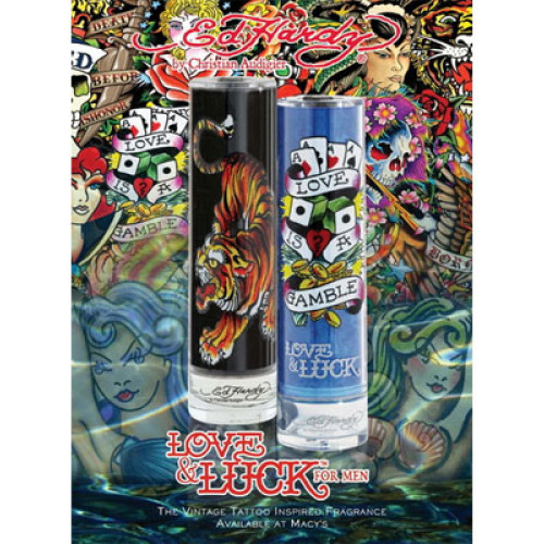 Ed Hardy Love & Luck for Men 100ml eau de toilette spray