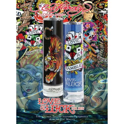 Ed Hardy Deluxe Cologne Collection 4x7,5ml eau de toilette spray