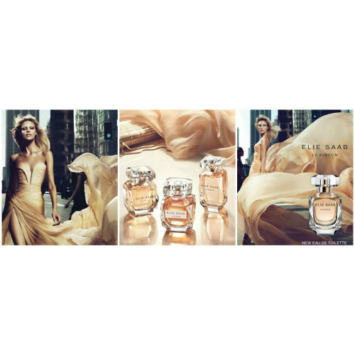 Elie Saab Le Parfum Set 30ml eau de parfum spray + 75ml Bodylotion