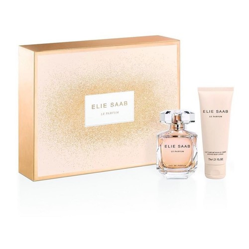 Elie Saab Le Parfum Set 30ml eau de parfum spray + 75ml Bodylotion