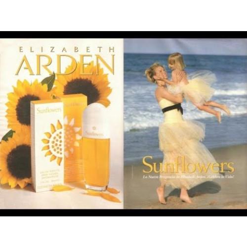 Elizabeth Arden Sunflowers 100ml eau de toilette spray